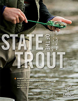 State of the Trout 2015